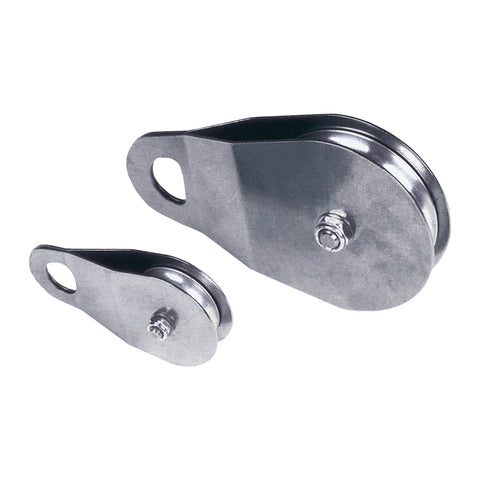Stainless Steel Single Pulley