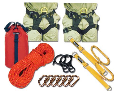 Heiman Fire Equipment - Basic Lifeline Set II