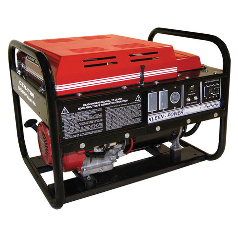 Heiman Fire Equipment - Gas Powered Generator