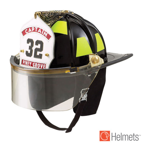 Heiman Fire Equipment - American Classic Helment by Lion