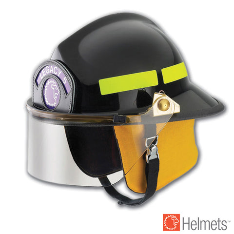 Heiman Fire Equipment - LION Legacy 5 Helmet