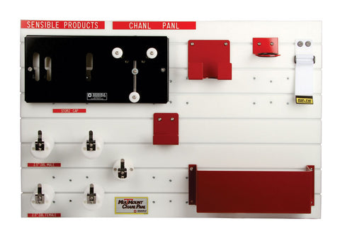 Heiman Fire Equipment - Adjustable Tool Panel Kit