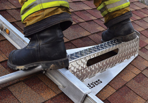 Heiman Fire Equipment - Sure Foot Safety Step