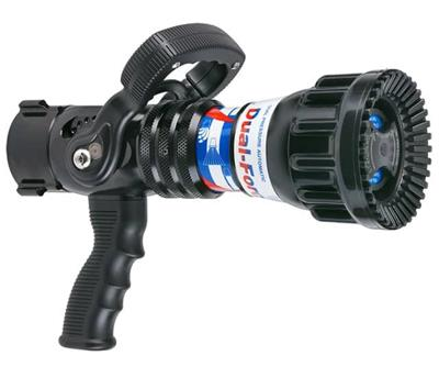 Heiman Fire Equipment - TFT Nozzle - DUAL-FORCE W/GRIP 1.5""