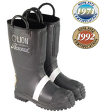 "Hellfire 14"" Felt Insulated Rubber Structural Boot - Men's"