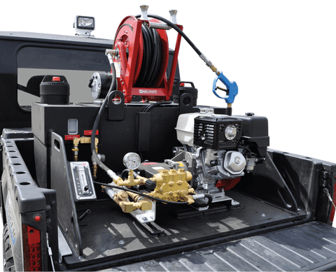 Heiman UTV Ultra High Pressure Skid Unit
