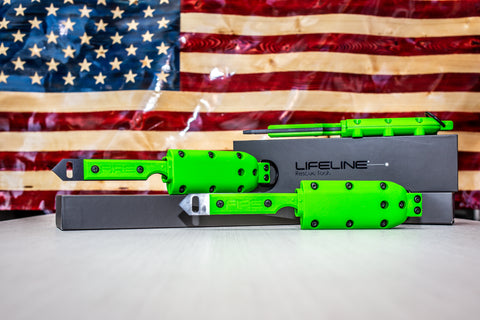 LIFELINE - Gen 3 FIRE™ Rescue Tool
