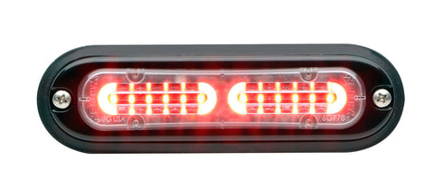 Whelen ION T-Series SOLO Surface Mount Warning Light