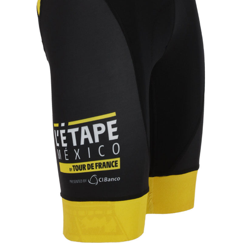 BIB SHORT LA ETAPA NEGRO 2021 MEN