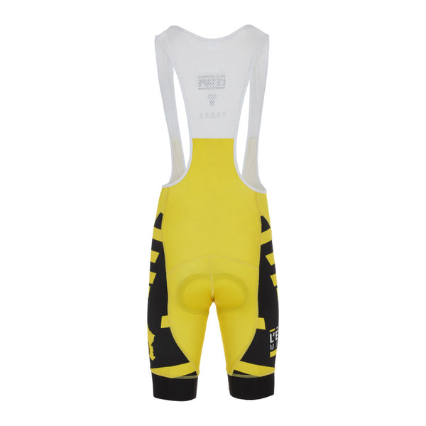 BIB SHORT LA ETAPA AMARILLO 2021 MEN