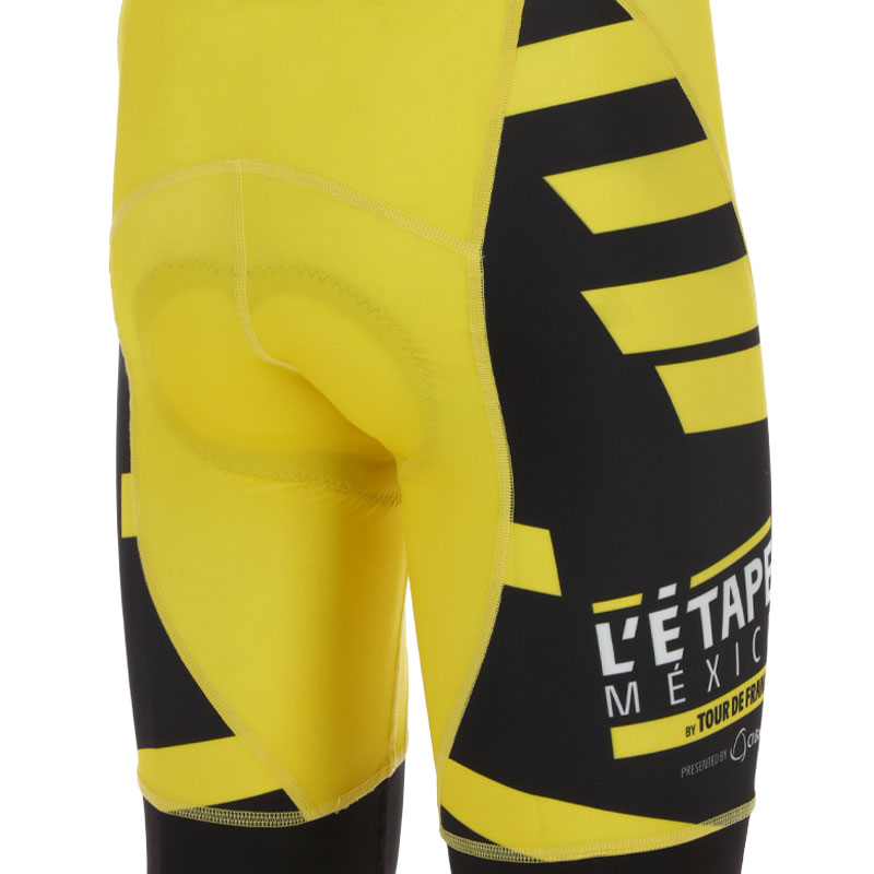 BIB SHORT LA ETAPA AMARILLO 2021 WOMEN