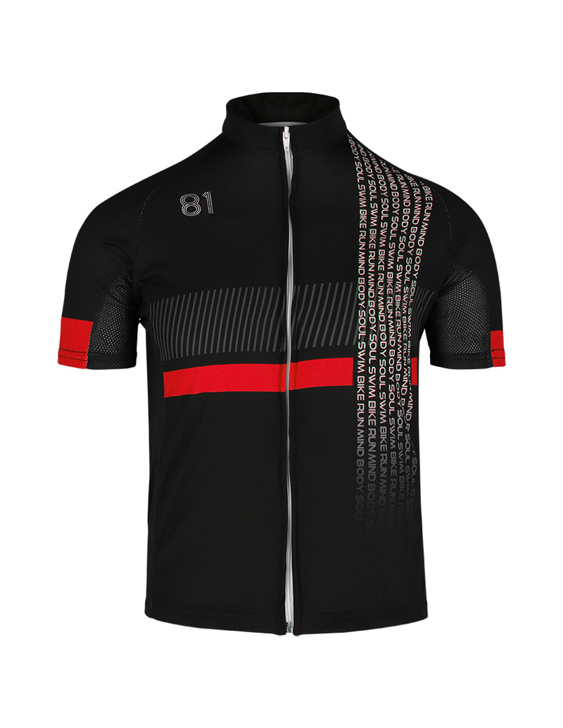 Jersey Ciclismo Limitless ROJO Caballero