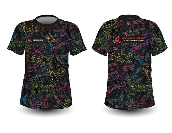 Tech Shirt RR Caballero Color