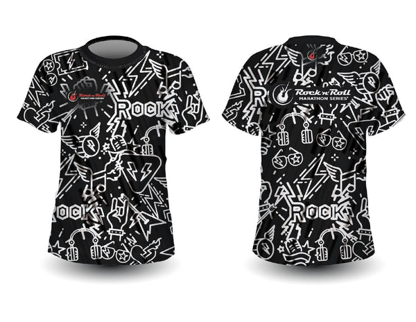 Tech Shirt RR Dama