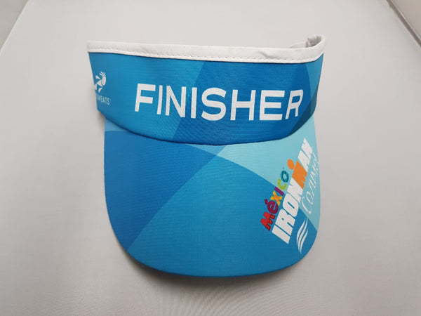 Visera IM Cozumel Finisher