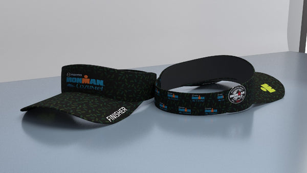 IM Cozumel Finisher Visor