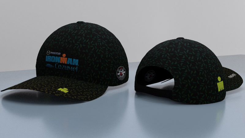 IM Cozumel Finisher Cap