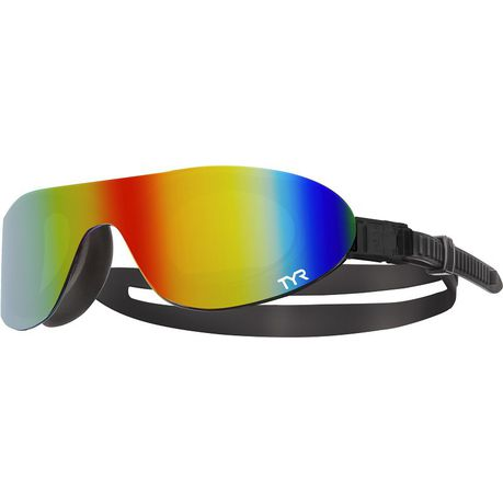 TYR SHADES MIRRORED GOGGLES