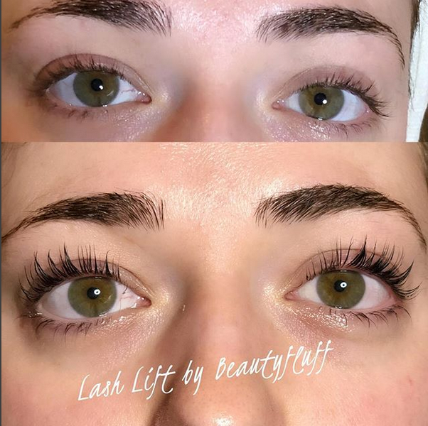 Beautyfluff Style Lash Lift is TOTALLY in!