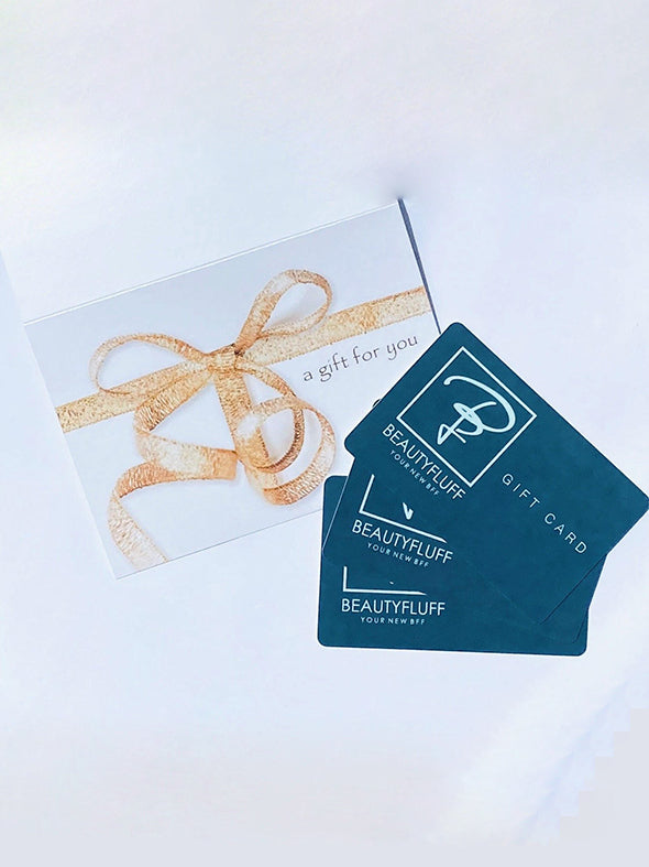 BeautyFluff Gift Cards