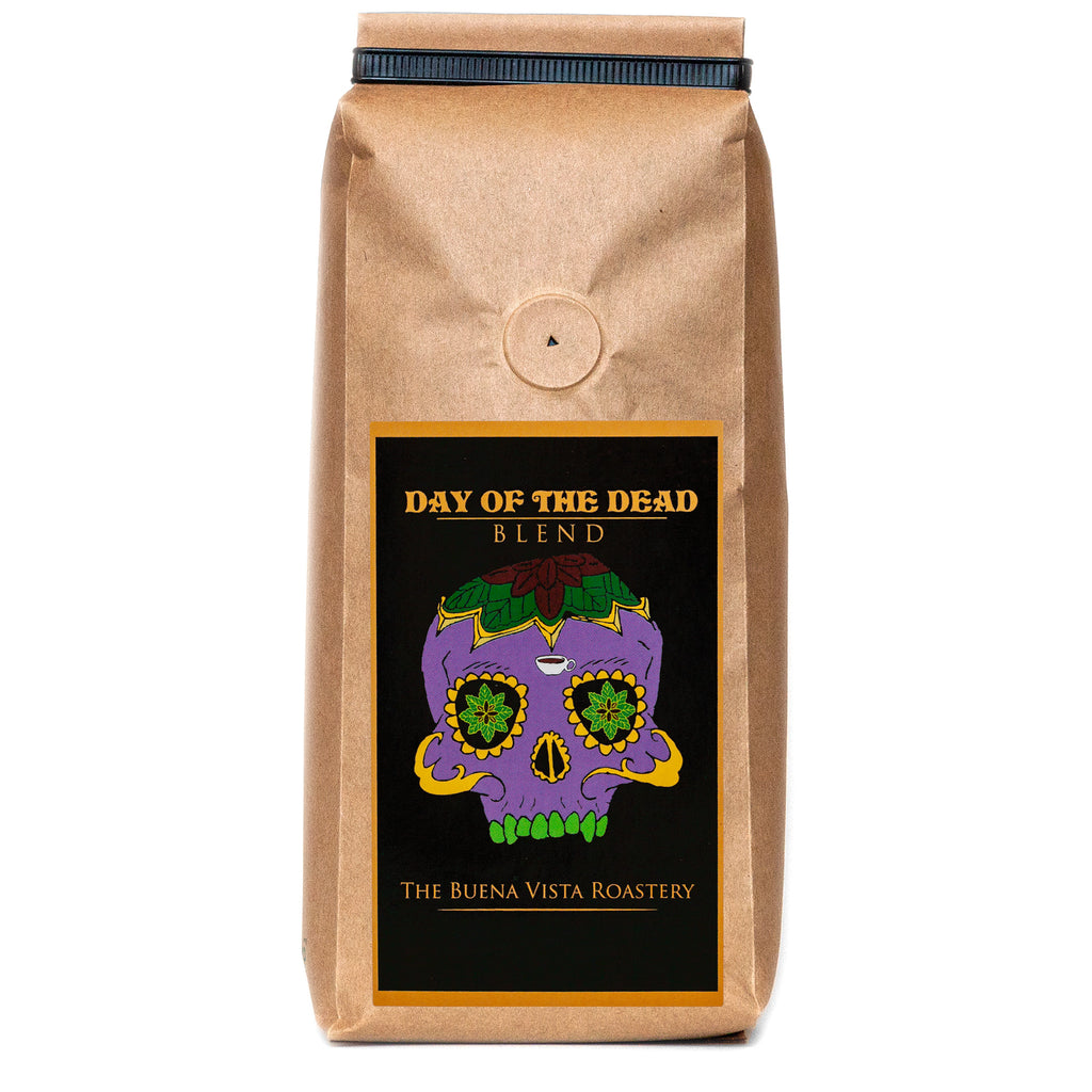 DAY OF THE DEAD BLEND - Buena Vista Roastery