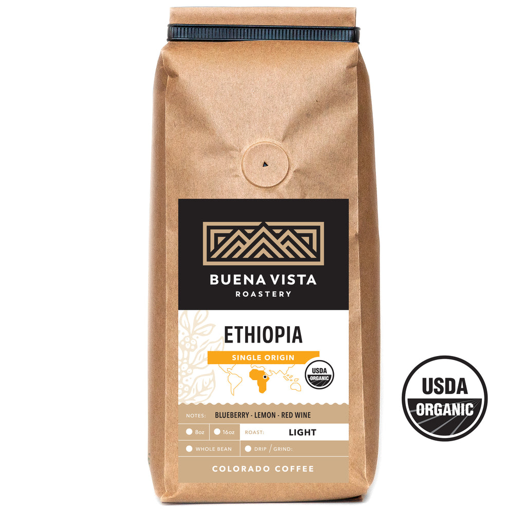 LIGHT ETHIOPIA ORGANIC - Buena Vista Roastery