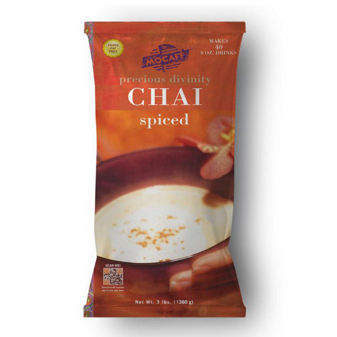 MOCAFE SPICED CHAI, 3-LB BAG - Buena Vista Roastery