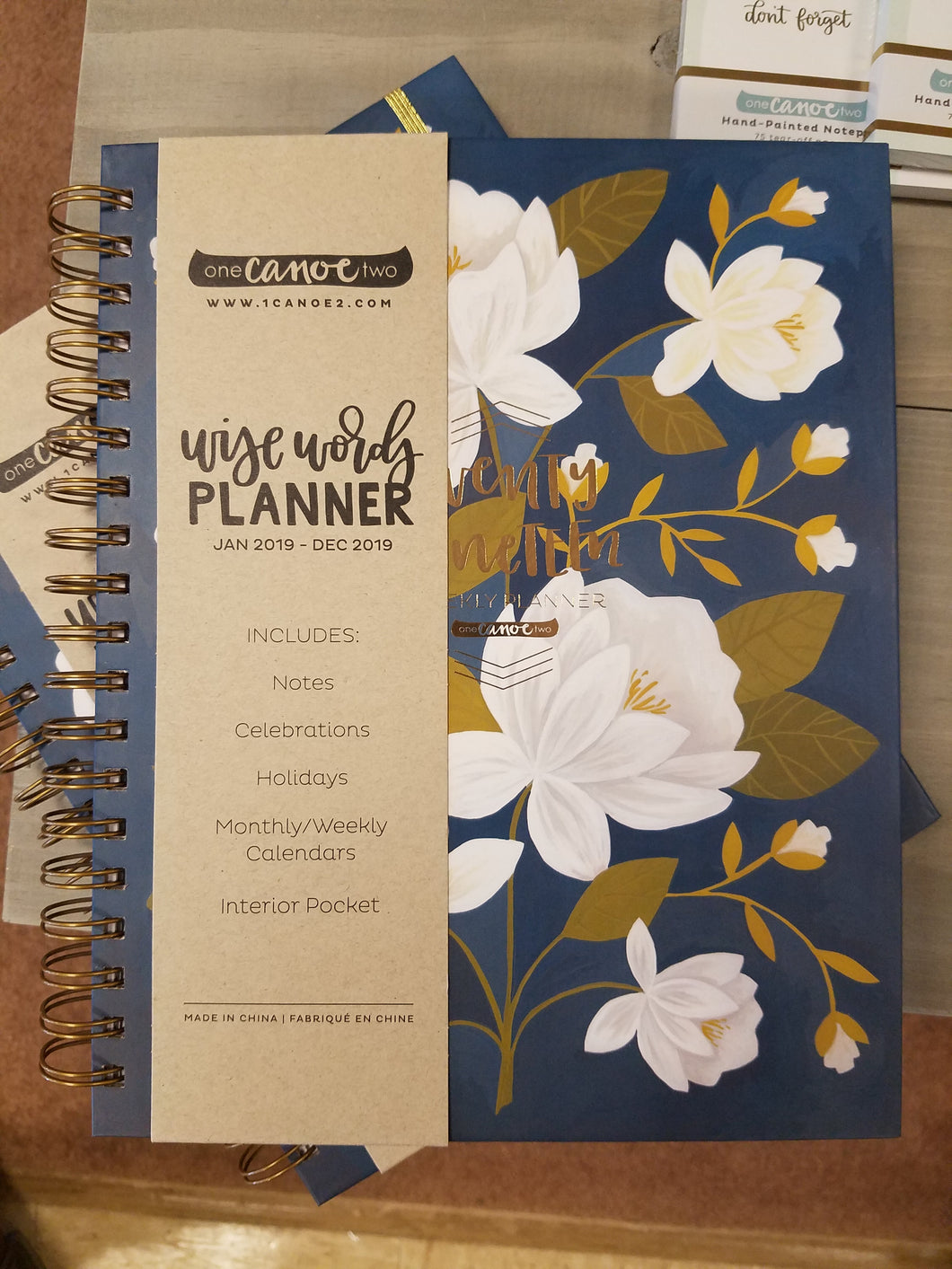 One Canoe Two Planner