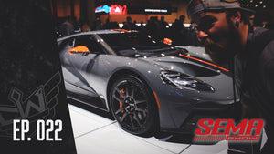 CW Wraps at SEMA | Episode 22