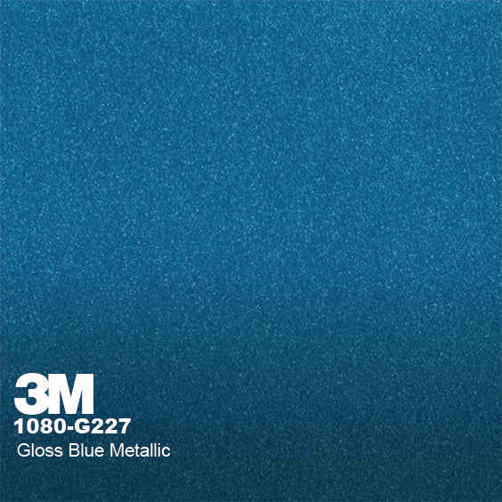 3M Gloss Blue Metallic
