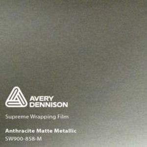 Avery Matte Antracite Metallic