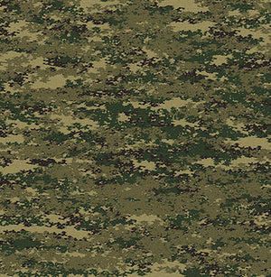 Digital Cracks Marine Camo