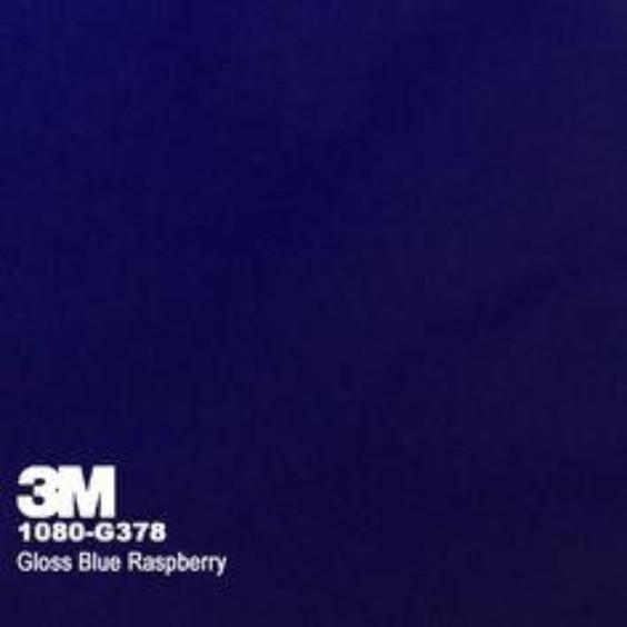 3M Gloss Blue Raspberry