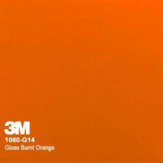 3M Gloss Burnt Orange