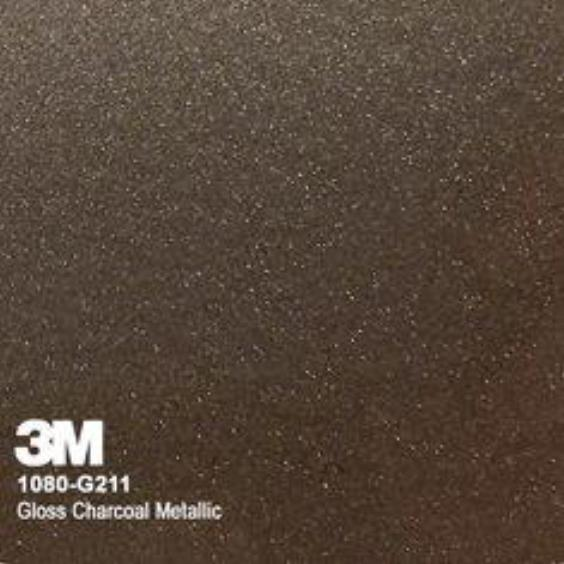 3M Gloss Charcoal Metallic