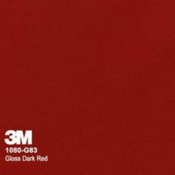3M Gloss Dark Red