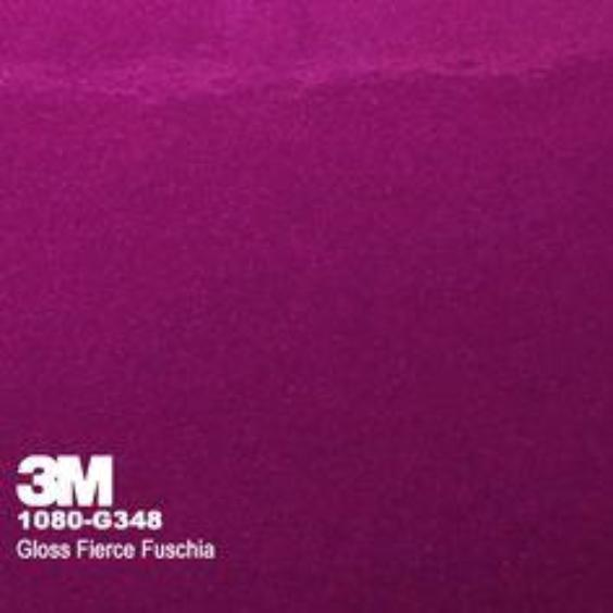 3M Gloss Fierce Fuchsia
