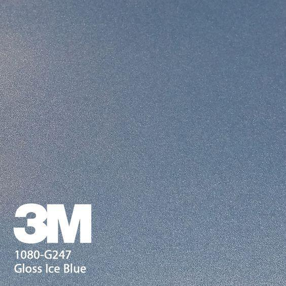 3M Gloss Ice Blue