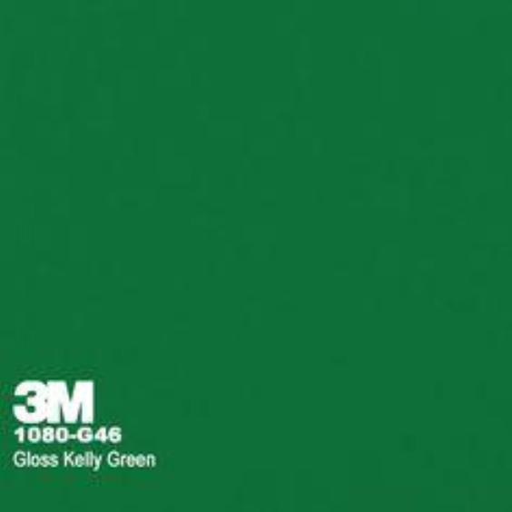 3M Gloss Kelly Green