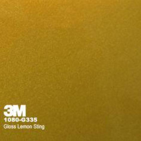 3M Gloss Lemon Sting