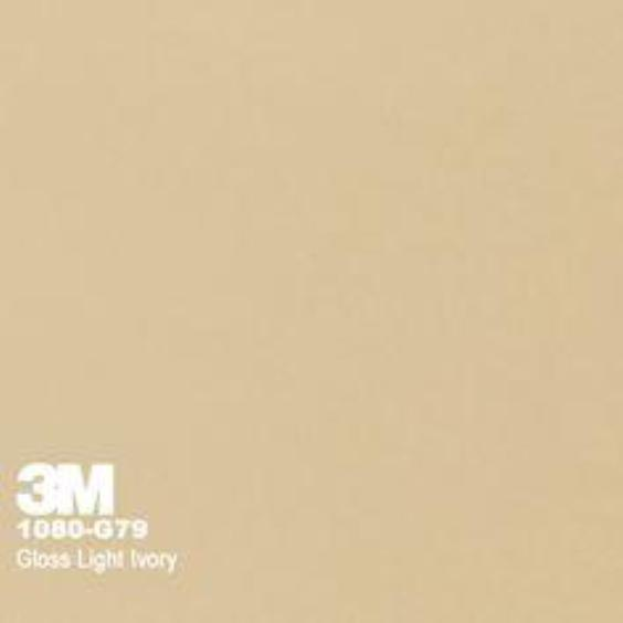 3M Gloss Light Ivory