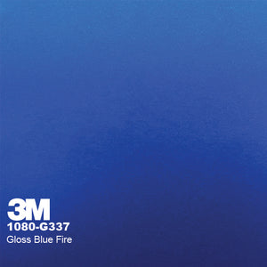 3M Gloss Blue Fire