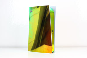 PS5 Rainbow Chrome Skin