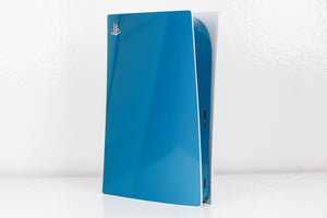 PS5 Atomic Teal Skin