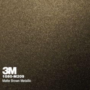 3M Matte Brown Metallic
