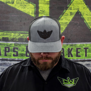 CW Branded Mesh Back Trucker Hat