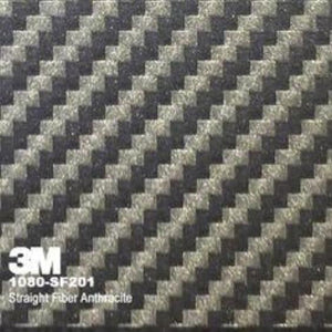 3M Straight Fiber Anthracite