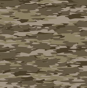 Traditional Desert Camo