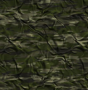 Traditional Cloth Green Camo