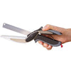 Image of 3-in-1 Knife + Scissors + Cutting Board